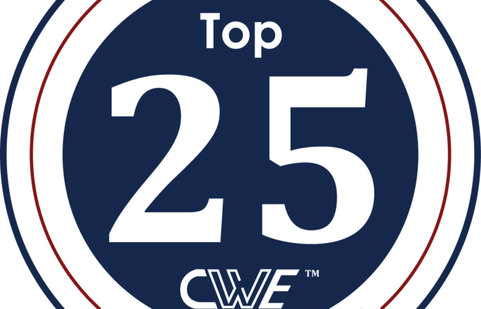 CWE Top 25 Releases 2021 Update